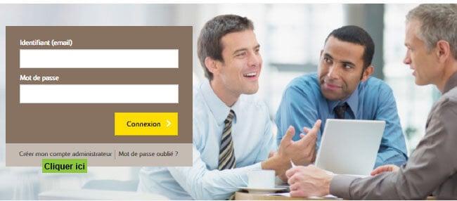 service en ligne eni pro
