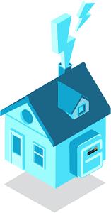 demenagement electricite maison