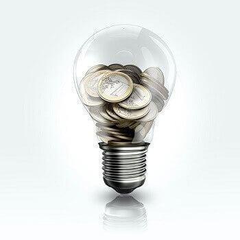 économies d'éclairage